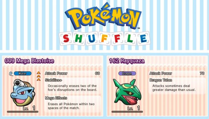 NoA: 'New Pokémon Shuffle opportunities'