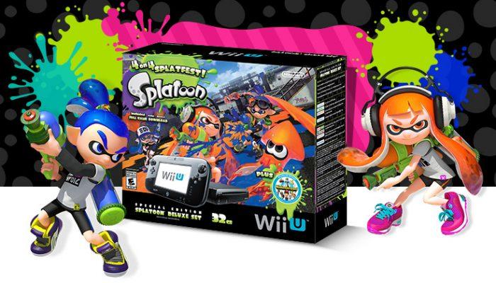 NoA: 'Best Buy offers exclusive Wii U bundle with Splatoon on May 29'