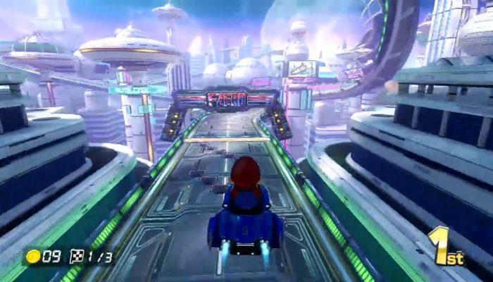 Mario Kart 8 – 200 cc, Mute City