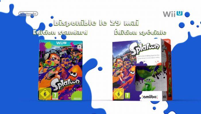 Splatoon – Bande-annonce Édition spéciale
