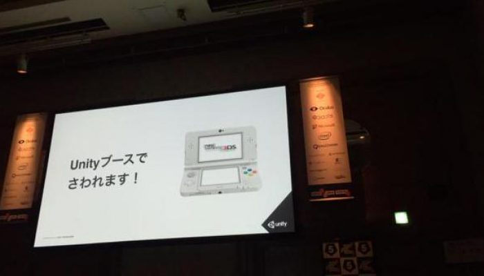 Unity: 'Unity To Support New Nintendo 3DS And New Nintendo 3DS XL'