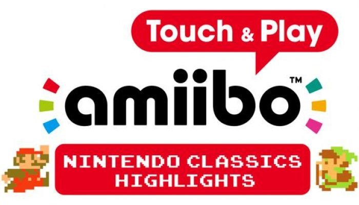 amiibo Touch & Play launching April 30 in Europe for free