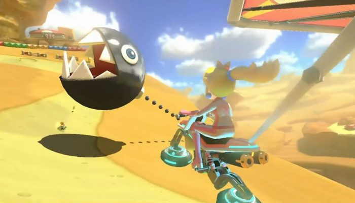 Mario Kart 8 – Bande-annonce DLC, GBA Pays Fromage