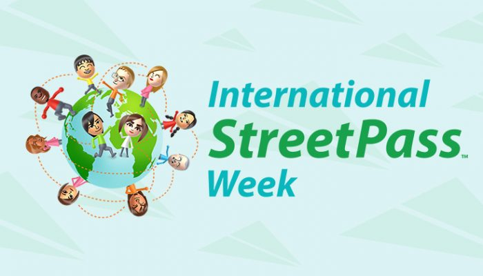 NoA: 'International StreetPass Week'