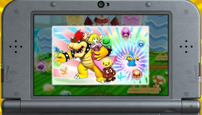 Puzzle & Dragons Super Mario Bros. Edition – Bande-annonce détaillée