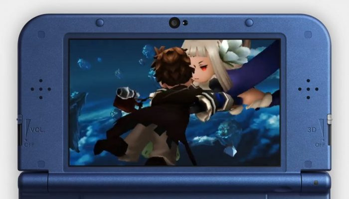 Bravely Second – Japanese Commercials