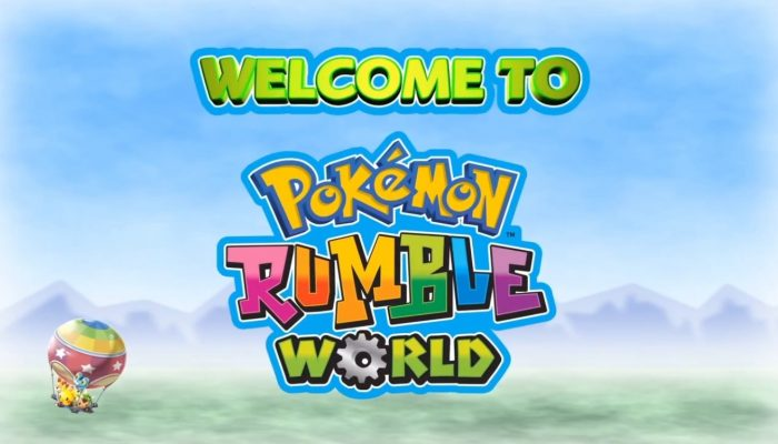 Pokémon Rumble World – Enjoy Fast-Paced Battles! Trailer
