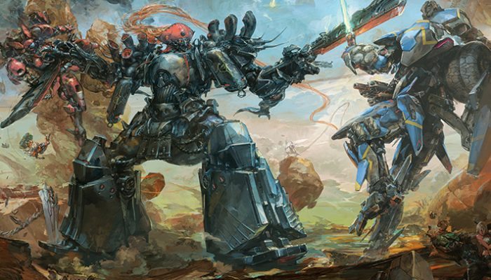Xenoblade Chronicles X – Ninth Set of Rough Concept Art