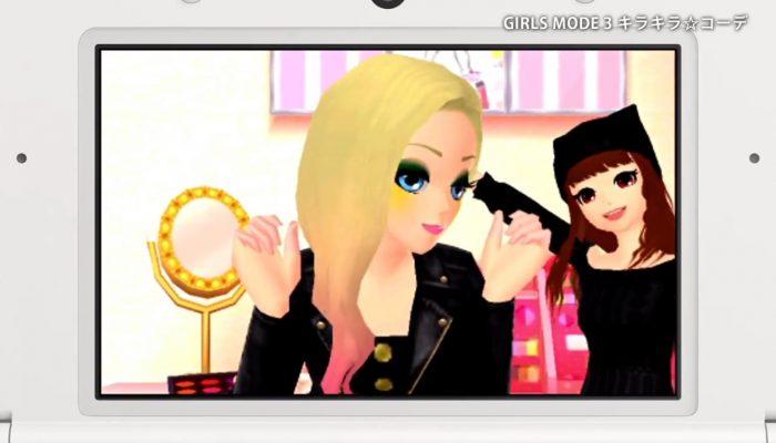 Girls Mode 3 – Japanese Overview Trailer