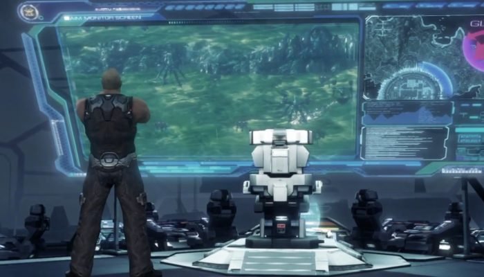 Xenoblade Chronicles X – Japanese Doll & Network Presentation