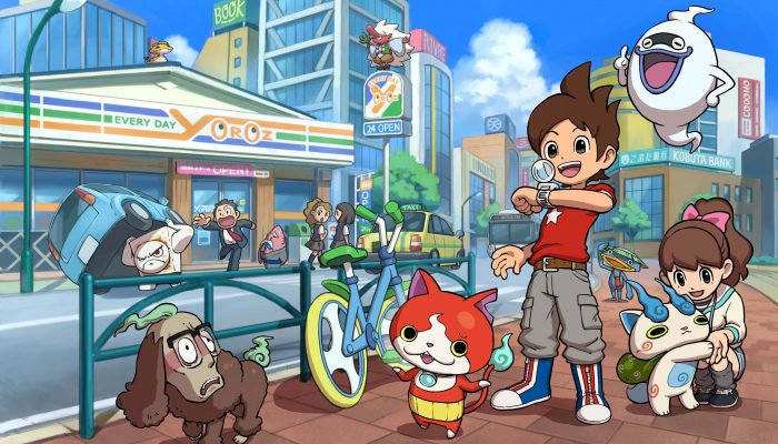 NoE: 'Yo-kai Watch sensation coming to European shores on Nintendo 3DS'