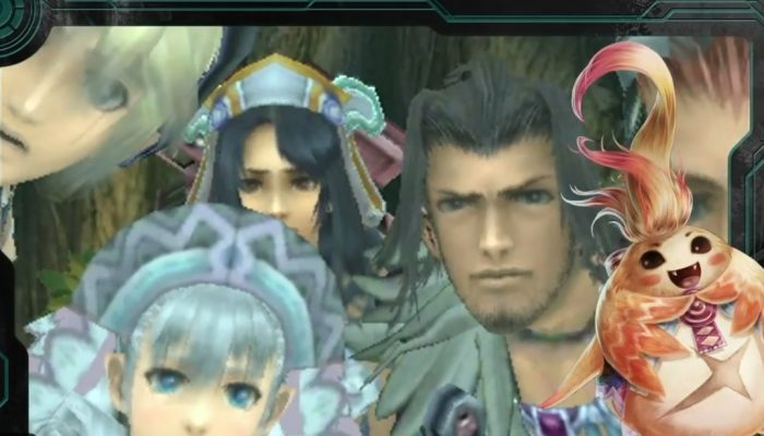 Xenoblade Chronicles 3D – Launch Trailer