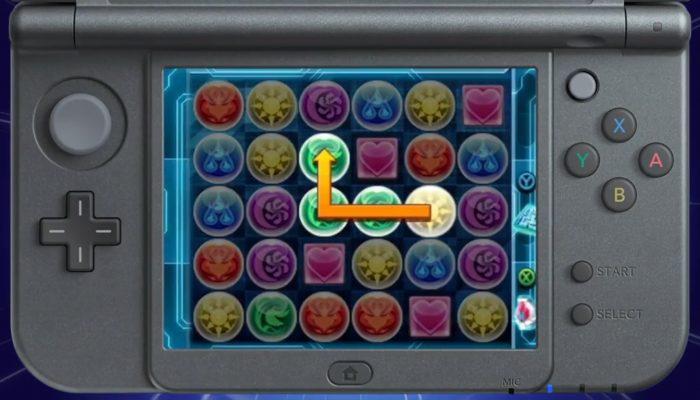 Puzzle & Dragons Z – Astuce de maître 1 : la manipulation en « L »