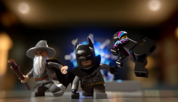 LEGO Dimensions – Sneak Peek Trailer