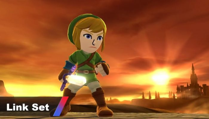 Super Smash Bros. – Mii Fighters Suit Up for Wave One Trailer