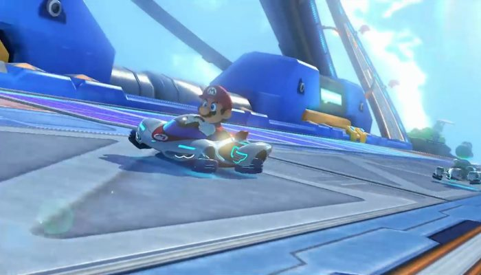 Mario Kart 8 – Bande-annonce Pack DLC 2