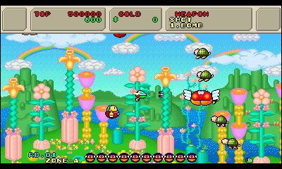 Nintendo eShop Downloads North America 3D Fantasy Zone II W