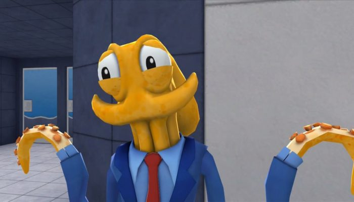 Octodad: Dadliest Catch – Nintendo eShop Trailer