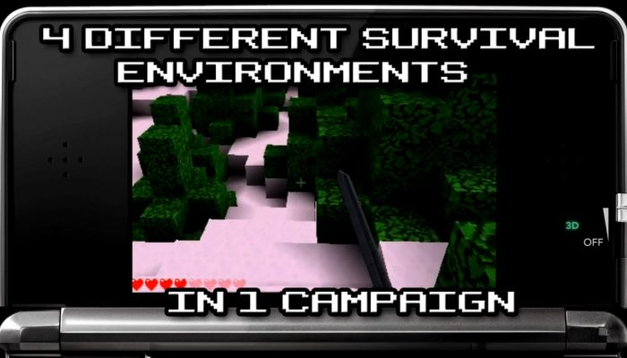 Cube Creator 3D – Nintendo eShop Trailer
