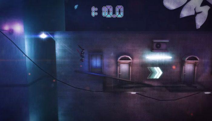 Ninja Pizza Girl – Nintendo eShop Trailer