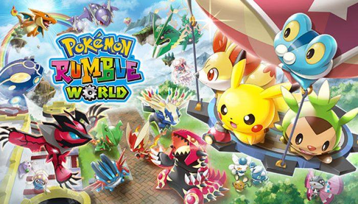 """Pokémon : """"Un tout nouveau monde Pokémon s'ouvre à vous !"""""""