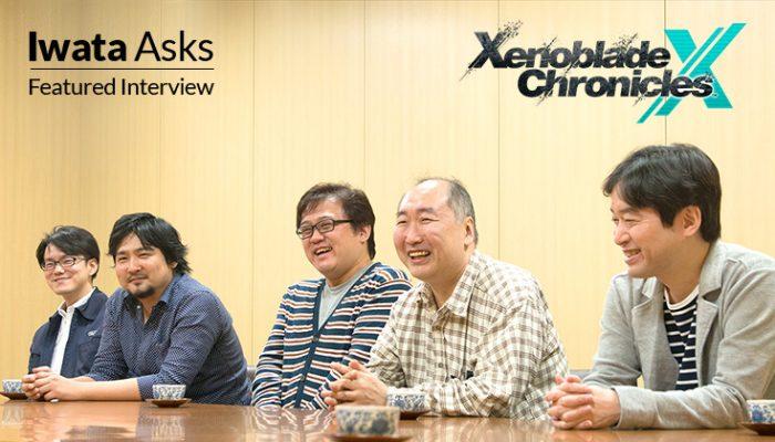 NoA: 'Iwata Asks: Xenoblade Chronicles X'