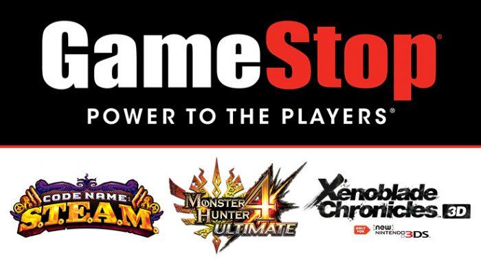 NoA: 'GameStop demo event on 4/11'