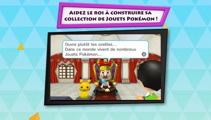 Pokémon Rumble World – Bande-annonce de lancement