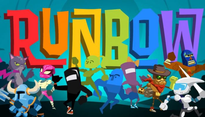 Runbow – Guest Character Trailer