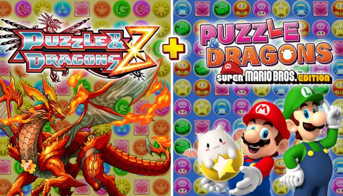 NoE: 'Adventure awaits at our updated Puzzle & Dragons Z + Puzzle & Dragons: Super Mario Bros. Edition gamepage!'