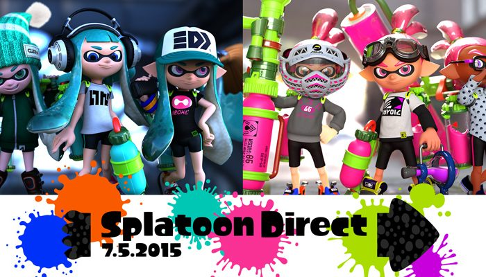 NoE: 'Splatoon Direct coming 7th May – important squid research imminent!'