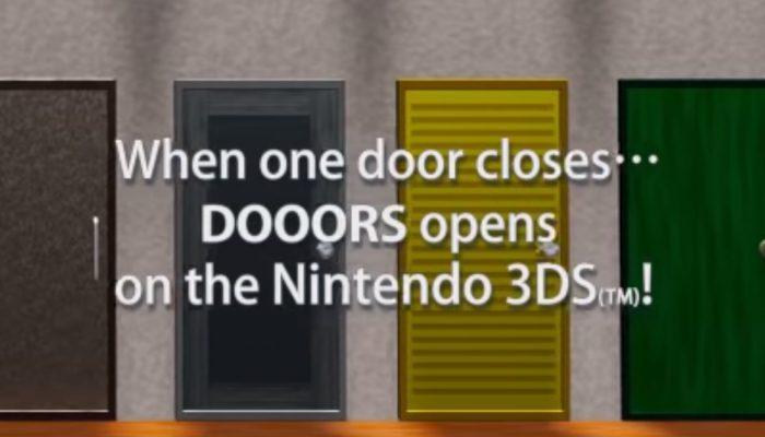 DOOORS – Nintendo eShop Trailer
