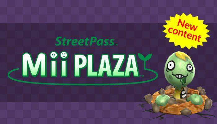 NoA: 'New StreetPass Mii Plaza Content'