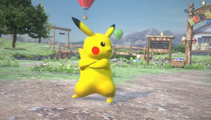 Pokkén Tournament – New Japanese Trailer