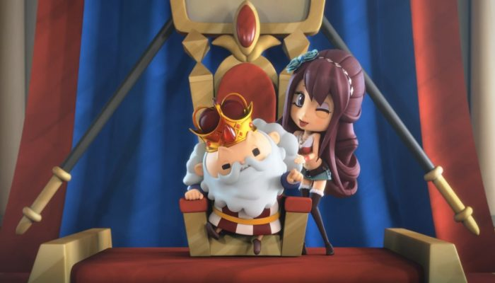 Snack World – Japanese Pilot Trailer