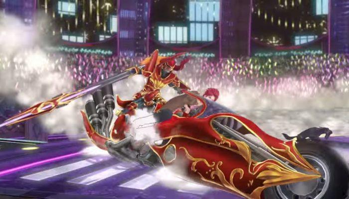 Shin Megami Tensei X Fire Emblem – Gameplay Trailer