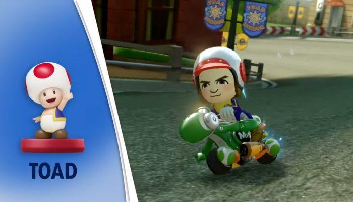Mario Kart 8 – New amiibo Racing Suits Trailer