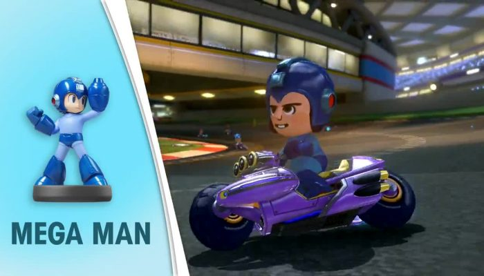 Mario Kart 8 – New amiibo Racing Suits Screencaps