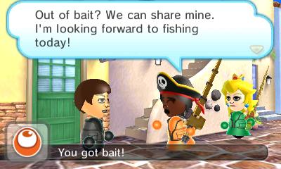 Nintendo eShop Downloads Europe StreetPass Mii Plaza StreetPass Fishing