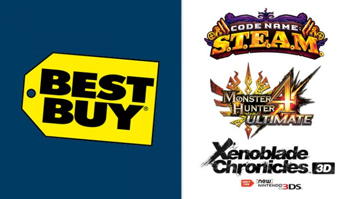 NoA: 'Best Buy demo event on 4/12'
