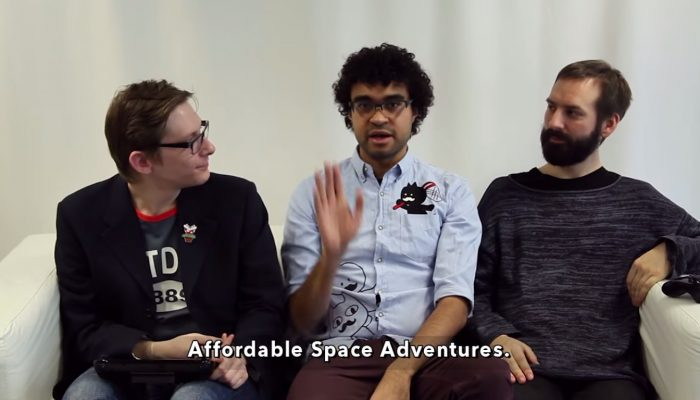 Affordable Space Adventures – Nintendo Showcase