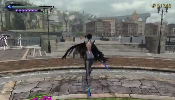 IGN showcases Chapter 2 of Bayonetta 2 at SDCC