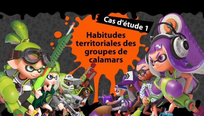 Splatoon Direct Présentation – 07.05.2015