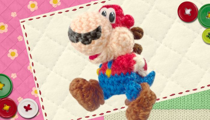 NoE: 'Discover what happens when Yoshis meet amiibo in a new CGI trailer for Yoshi's Woolly World'