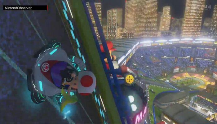 Mario Kart 8, Roh la pointe…