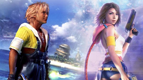 Media Create Top 50 Final Fantasy X X-2 HD Remaster