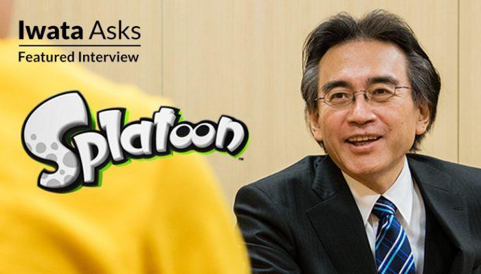 NoA: 'Iwata Asks: Splatoon'