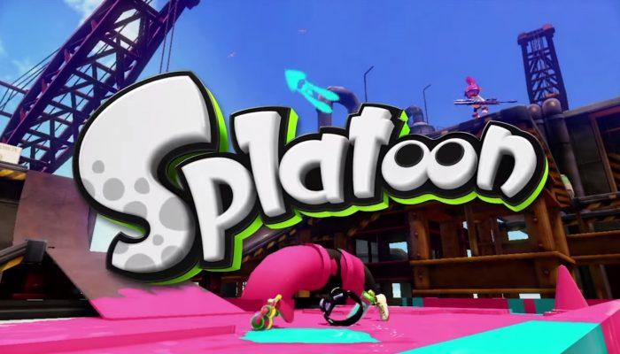 Splatoon – Bande-annonce de lancement