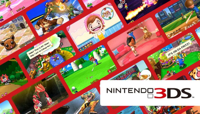 NoA: 'Top 10 free demo downloads for Nintendo 3DS'