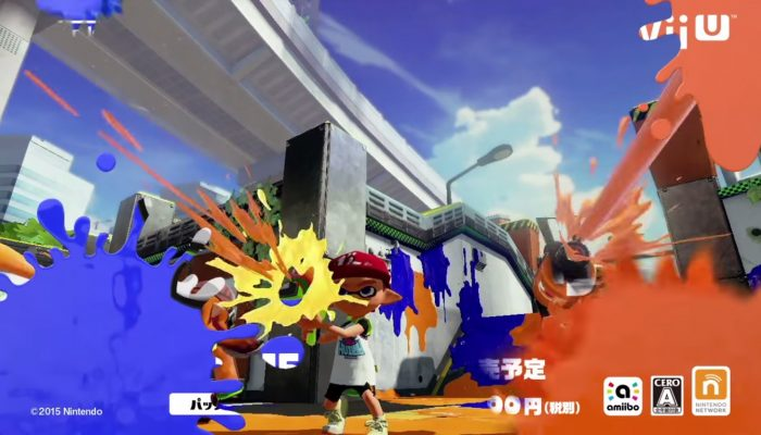 Splatoon – Third Japanese Commercial